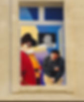 1990 Les fourberies de Scapin - rue Jean