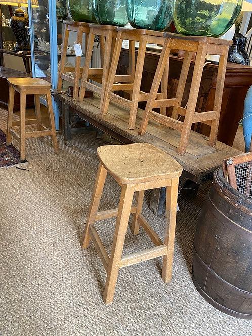 2 lab stools left
