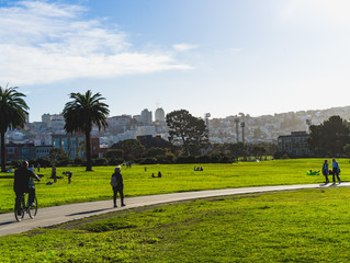 San Francisco's New Public Urban Park Considered Prime Real Estate