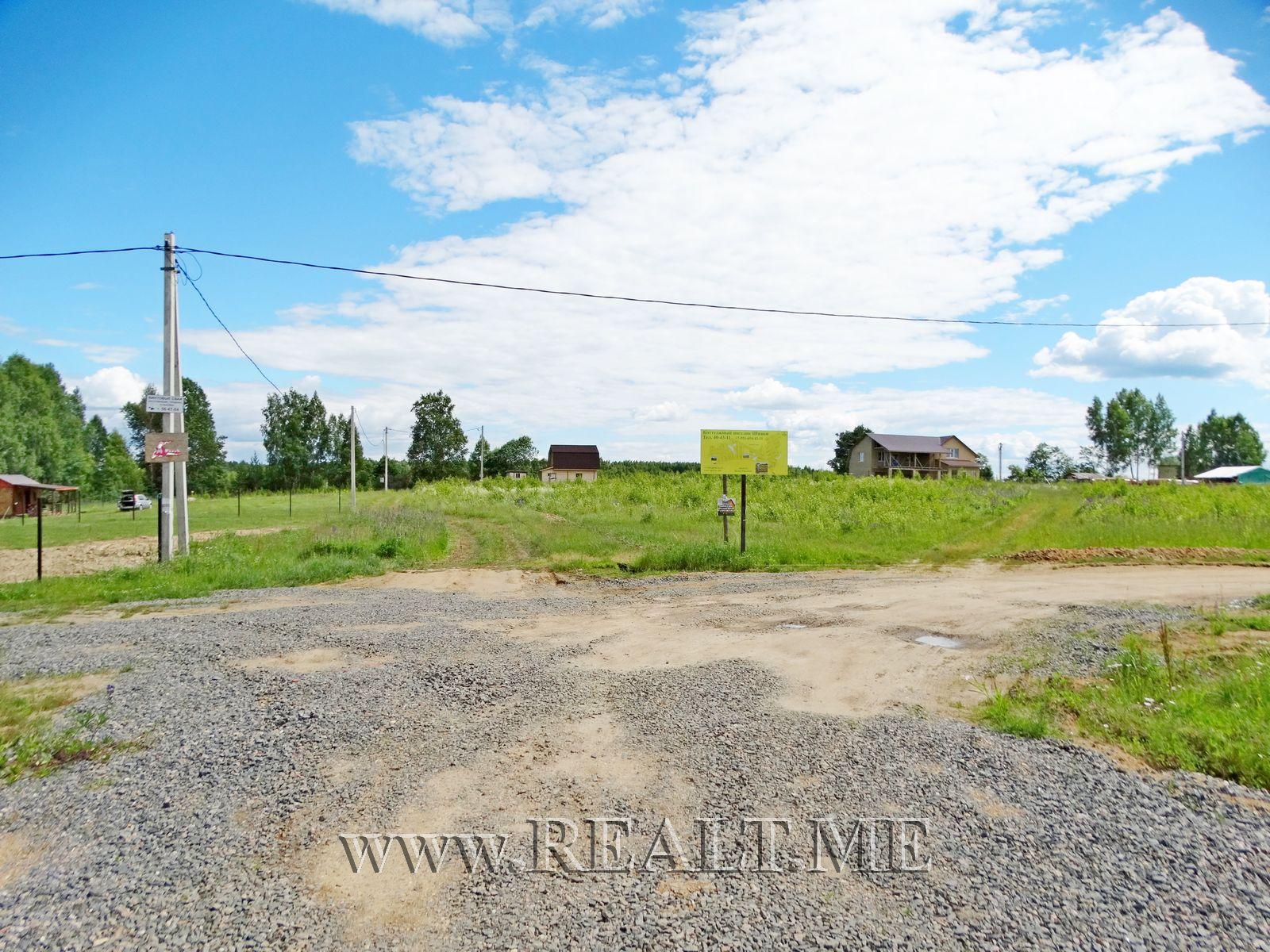 Коттеджный поселок Шпаки Смоленский район