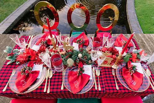 Christmas @ Home - Rustic Traditional Package