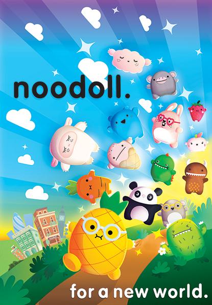 Noodoll Poster