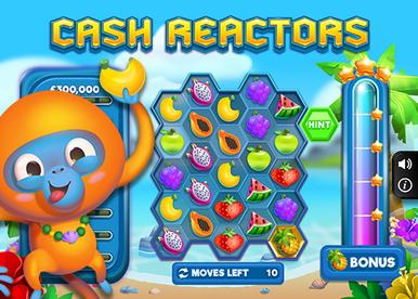 Tropical Cash Reactors