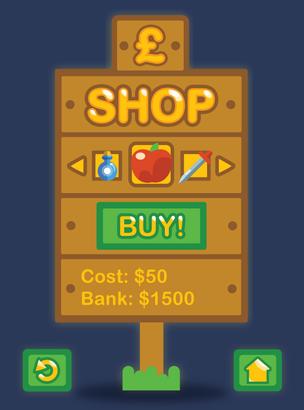 Shop Screen