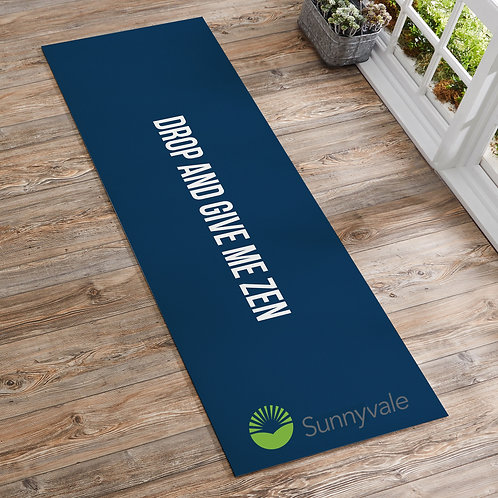Custom Yoga Mat