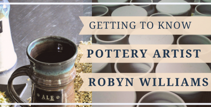 robyn williams pottery