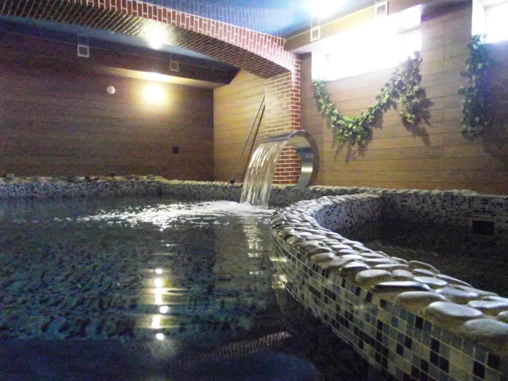 Женский бассейн