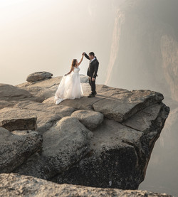 Yosemite Elopement with Jessica & Josh