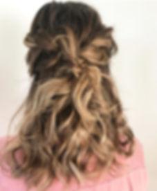 textured braid wedding hair