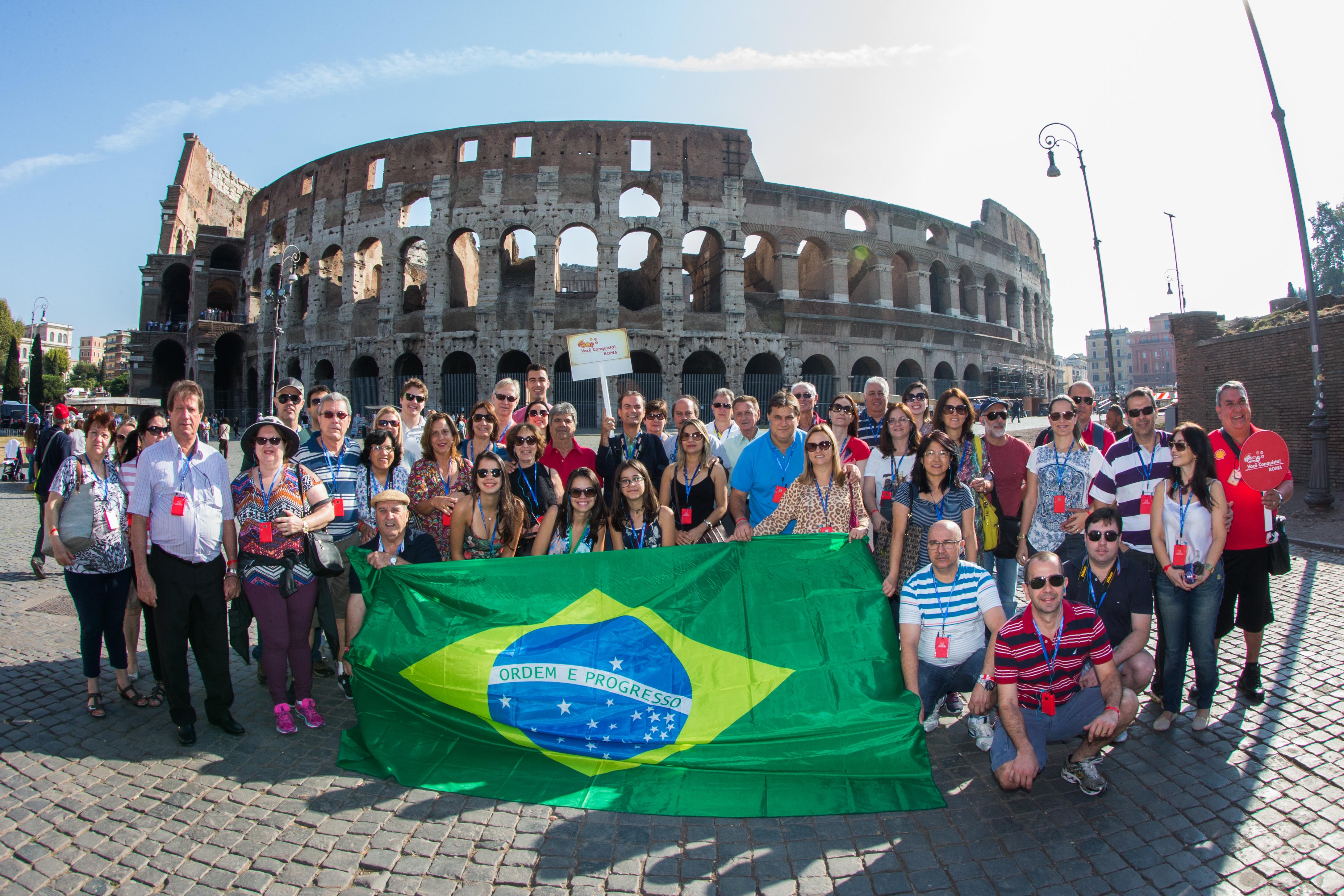 Visita ao Coliseo
