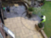 Driveway Cleaning - Tameside.