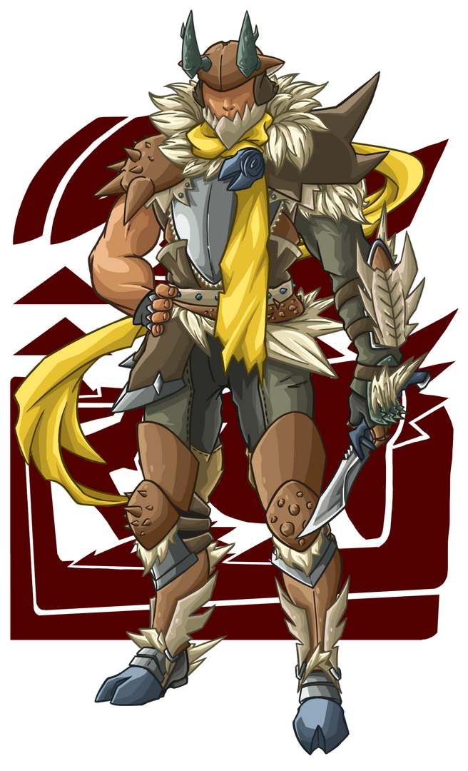 Gazellisk Hunter
