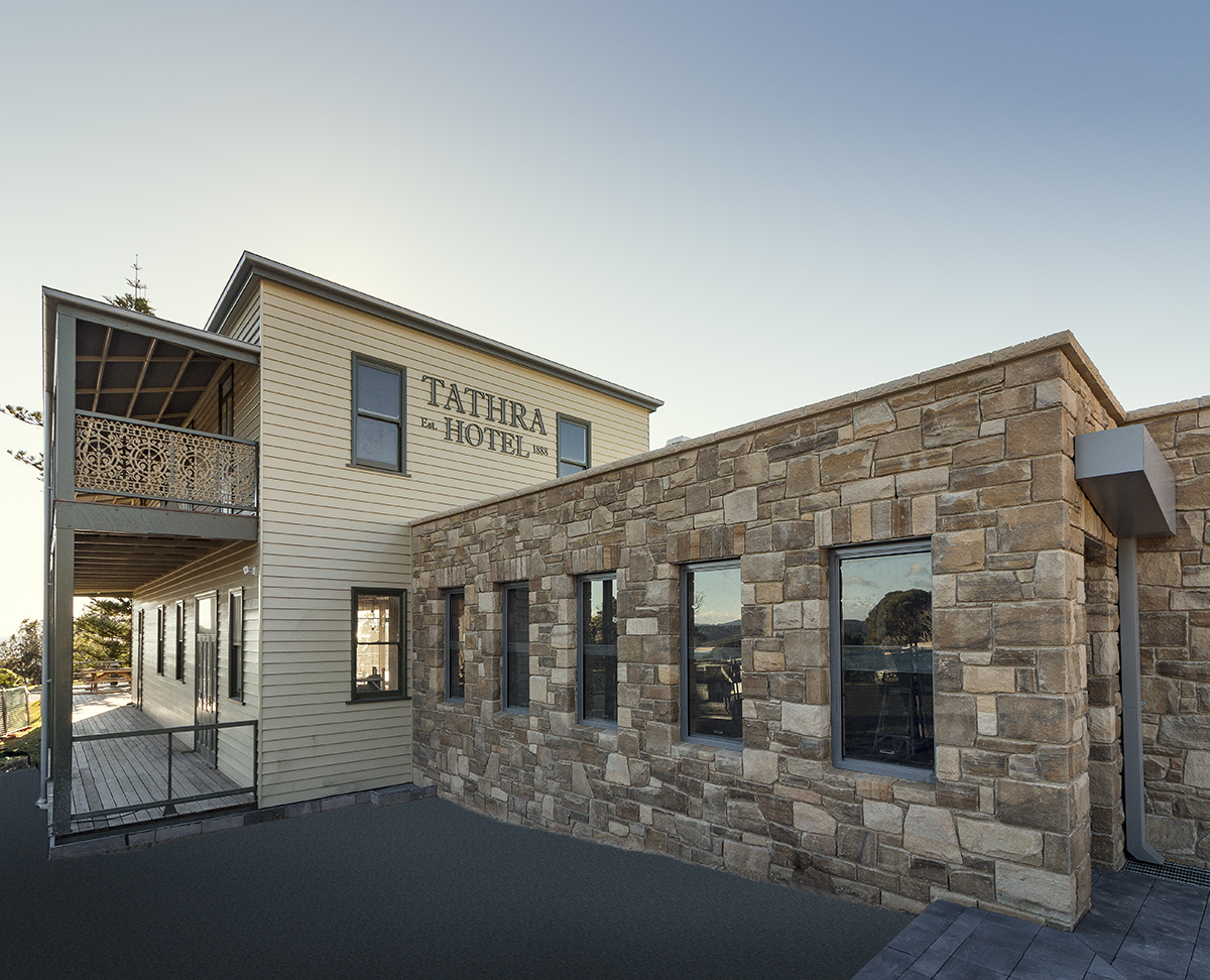 Tathra Hotel renovation