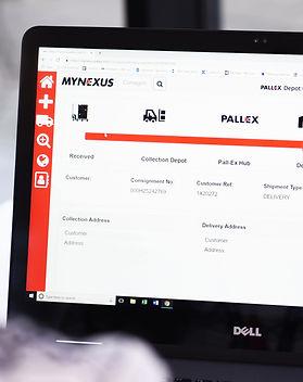 Pall-Ex: MyNexus