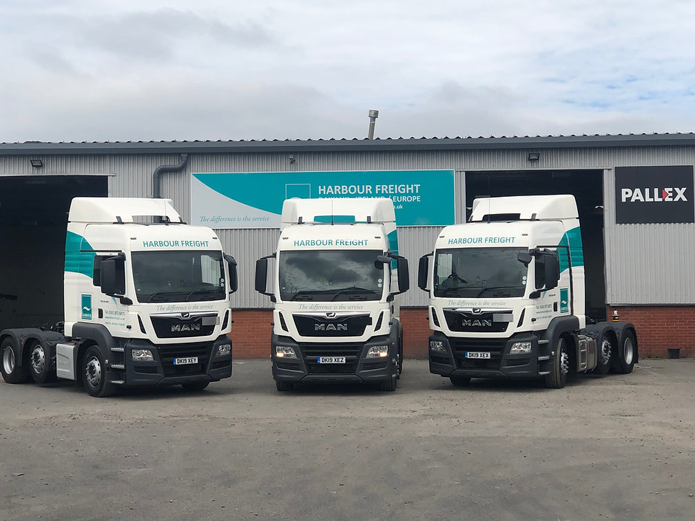 Harbour Freight - Transport and Logistic