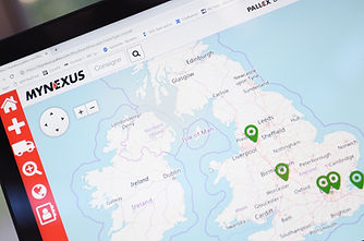MyNexus - Track your pallet delivery