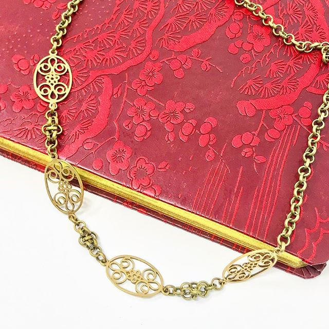 Cressida necklace