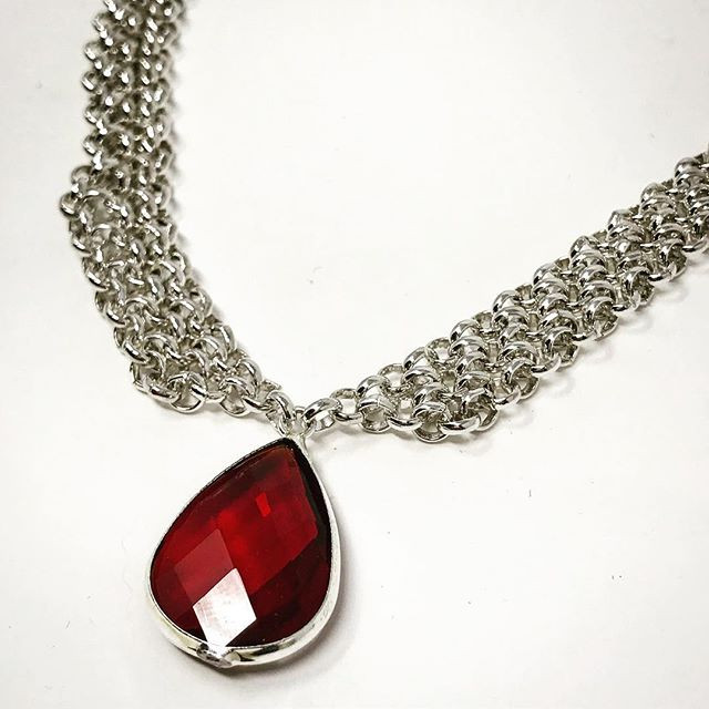 Vampire's tears necklace