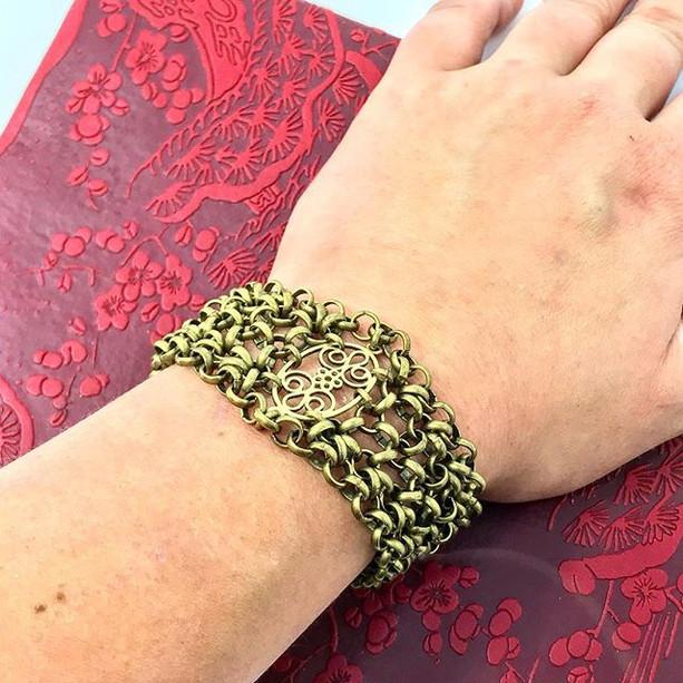 Branwen cuff bracelet