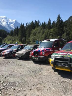 Chamonix Mont Blanc 2019