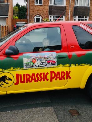 Jurassic-Lander