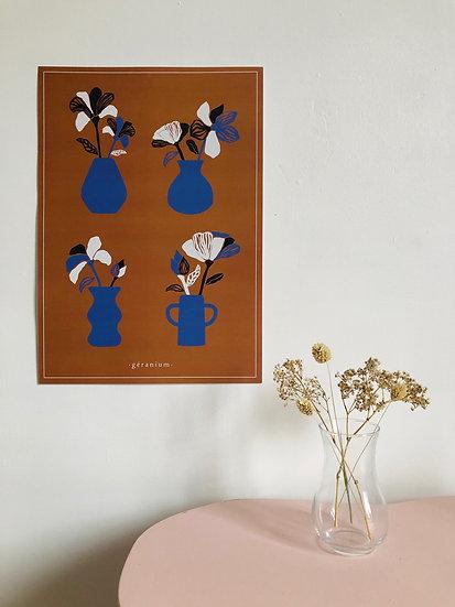 l'affiche les vases - 1