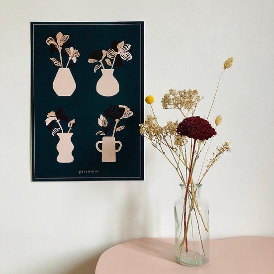 l'affiche les vases - 2