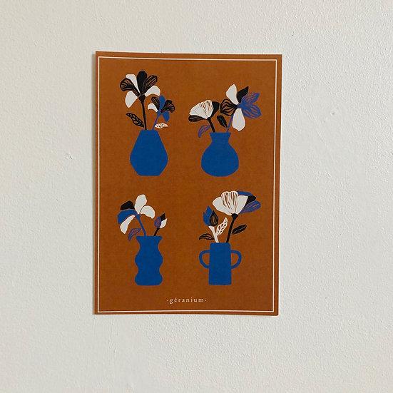 la carte les vases - 1