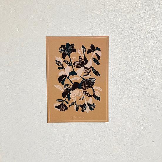 la carte les fleurs - 2