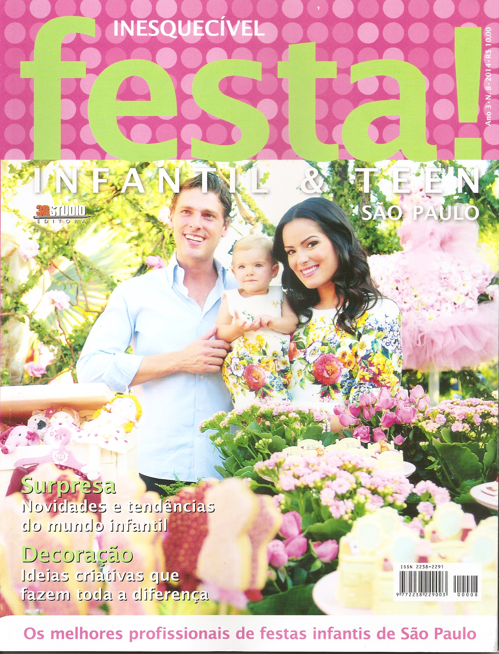 Revista Inesquecível Festa