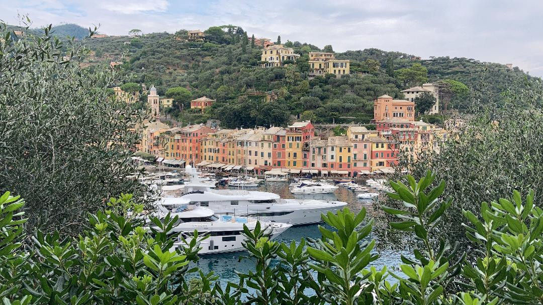 Wedding in Portofino