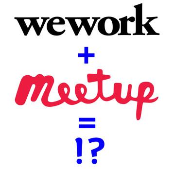 מפגשים שאוהבים + חללי עבודה שיתופיים = !?