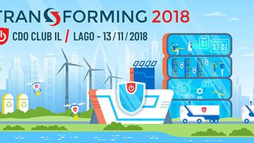 הטבה עבור ועידתTransforming 2018