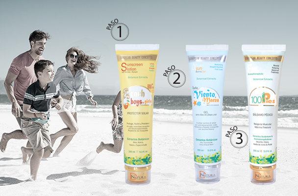 Protección solar / Playa