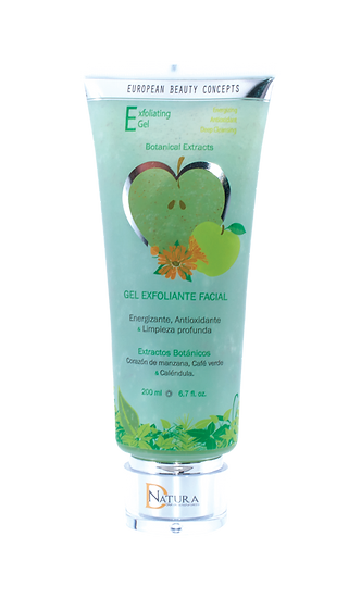 Gel Exfoliante Facial de Manzana