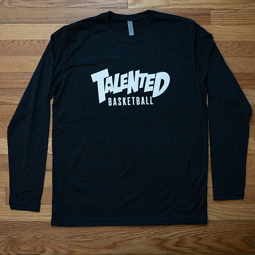Talented Basketball Long Sleeve