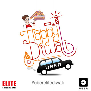 Sweet Surprise!!! #uberelitediwali