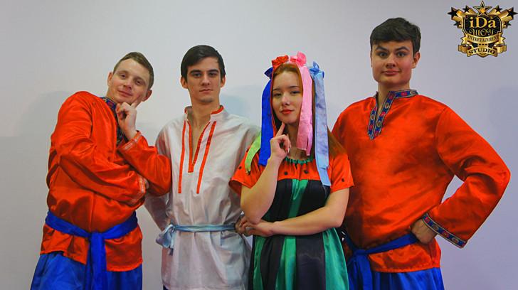 Русско-народные