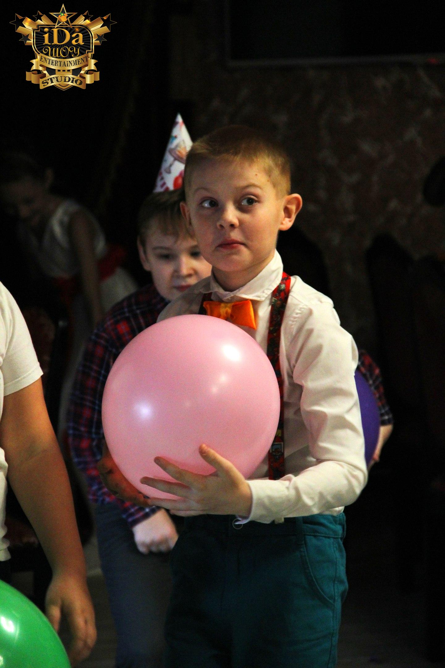 Офигеть, шарик Детская вечеринка Стиляги