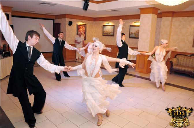 Танцы высшего общества