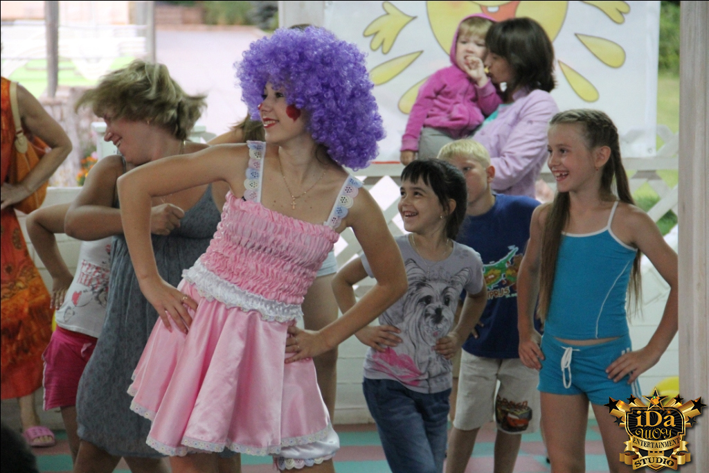 Клоунский танец