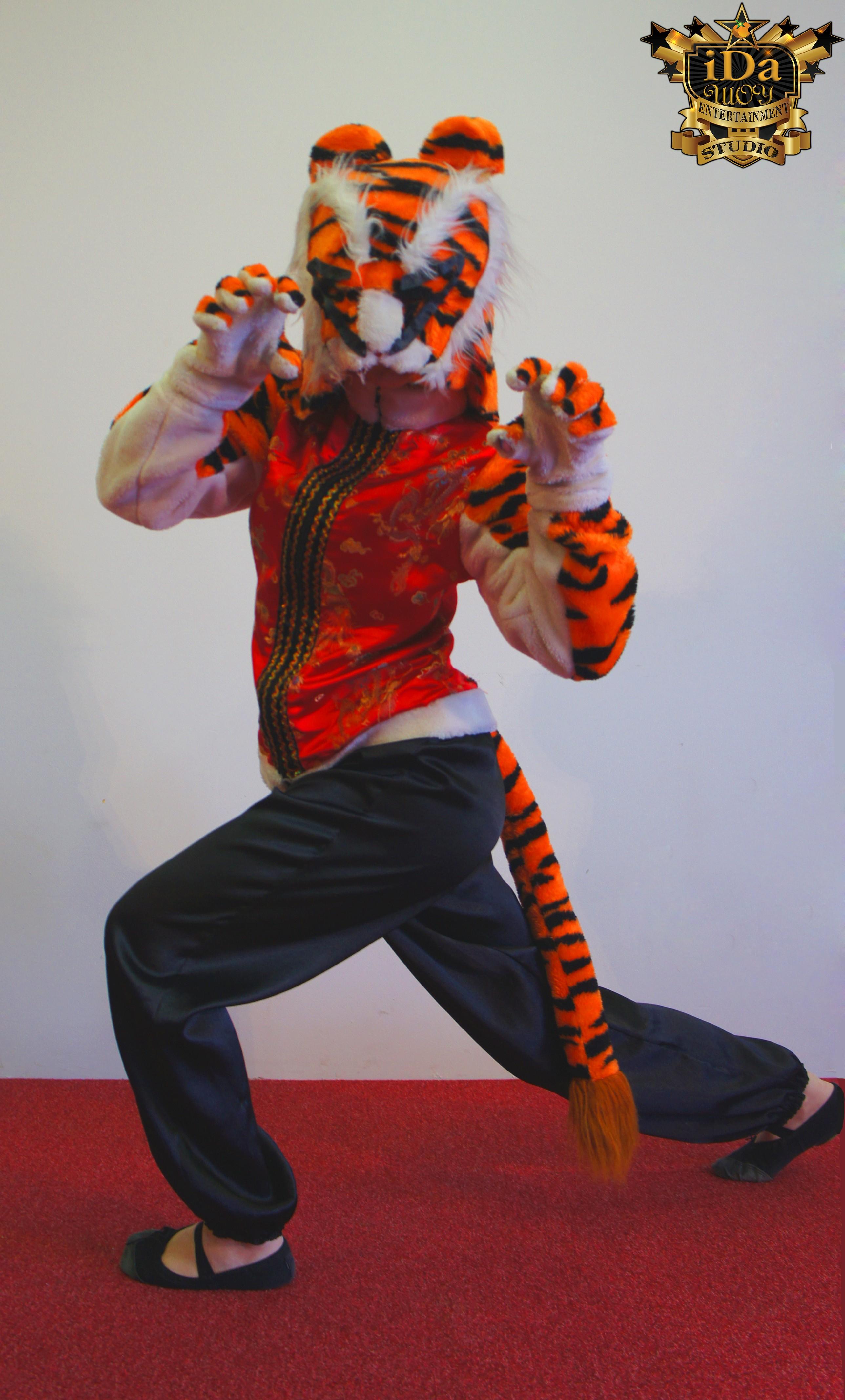 Мастер Тигрица из Кунфу-Панды