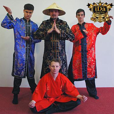 Китайско-японские кимоно