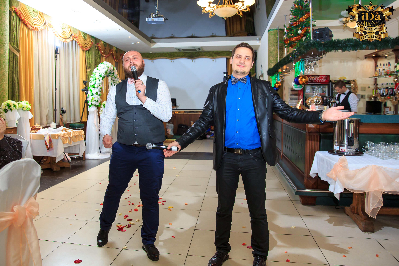 Что может быть лучше двух крутых ведущих на свадьбе