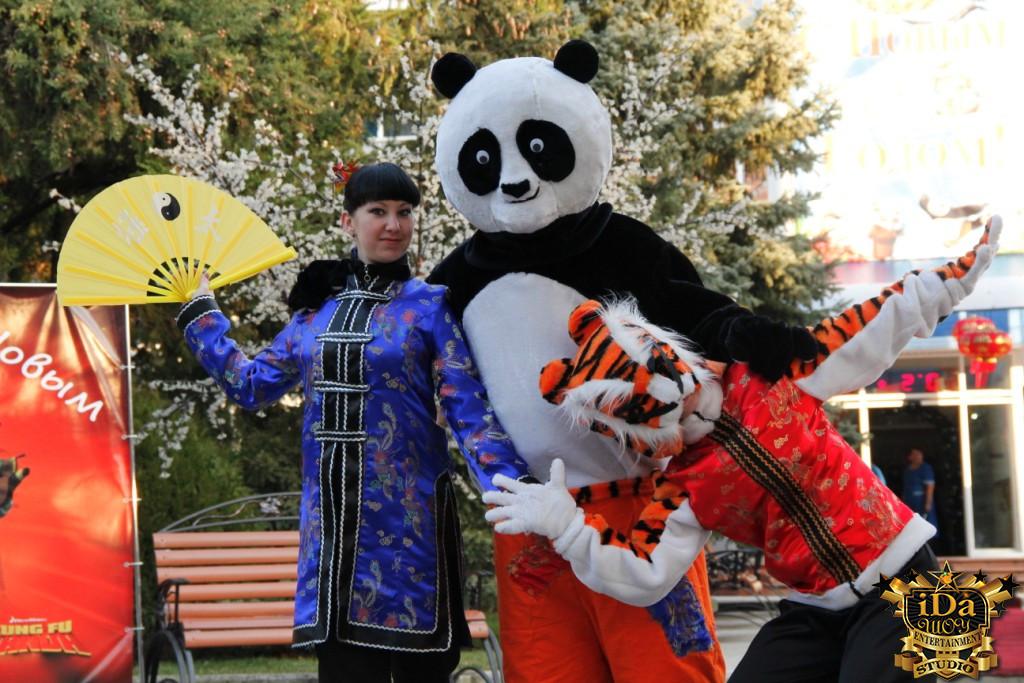 Новогодний тур в стиле Кунг-фу Панды и Китая