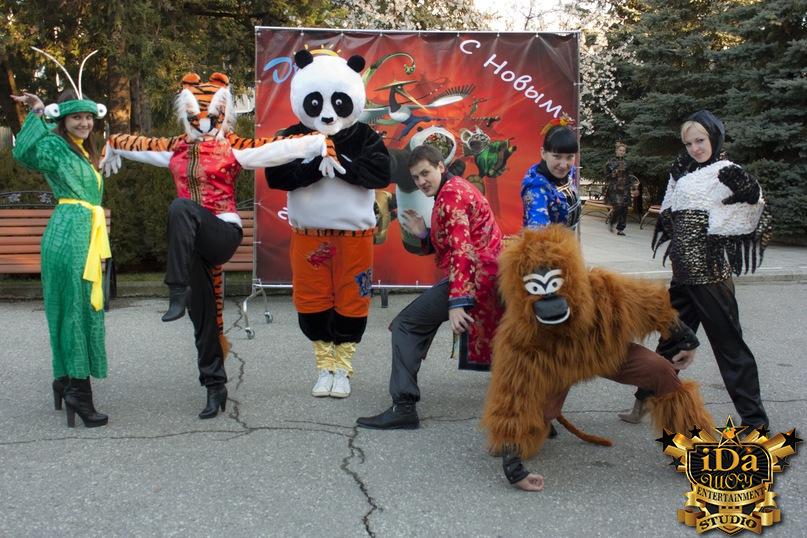 Новогодний тур в стиле Кунг-фу Панды и Китая. Встреча гостей