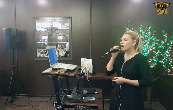 Певица Марина