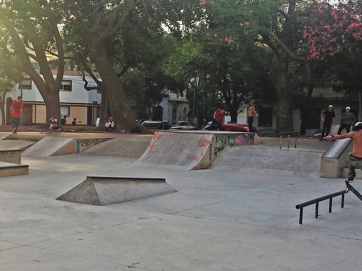 SKATE PARK RAMIREZ