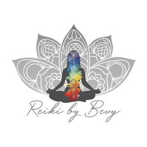 Reiki by Bevy Logo