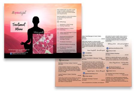 Beyoutiful Treatment List